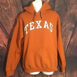 Other - Texas Longhorns M Hooded Sweatshirt